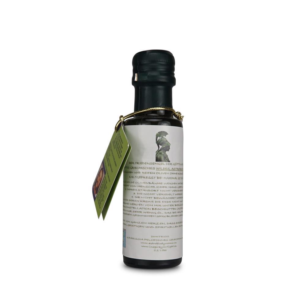 Bio-Olivenöl - unverfälscht und wild