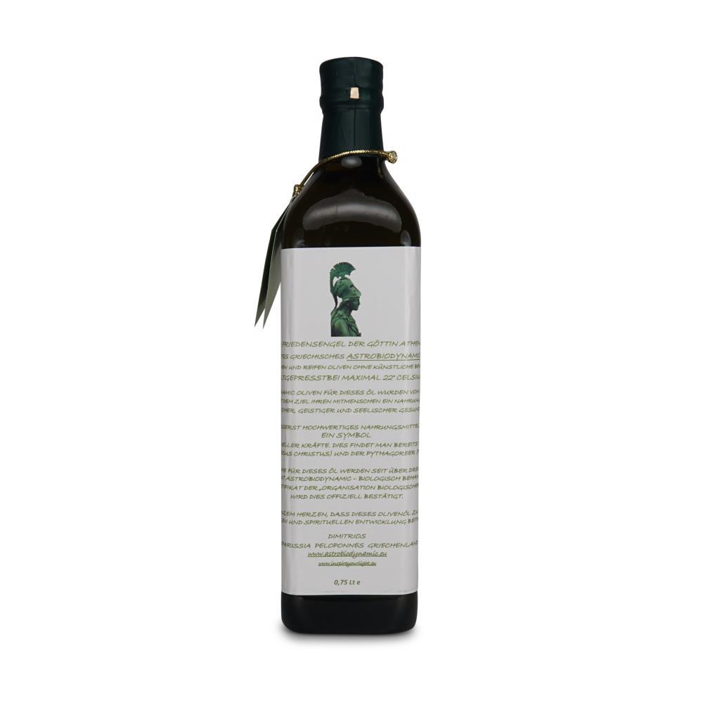 Bio-Olivenöl - unverfälscht und aus Griechenland