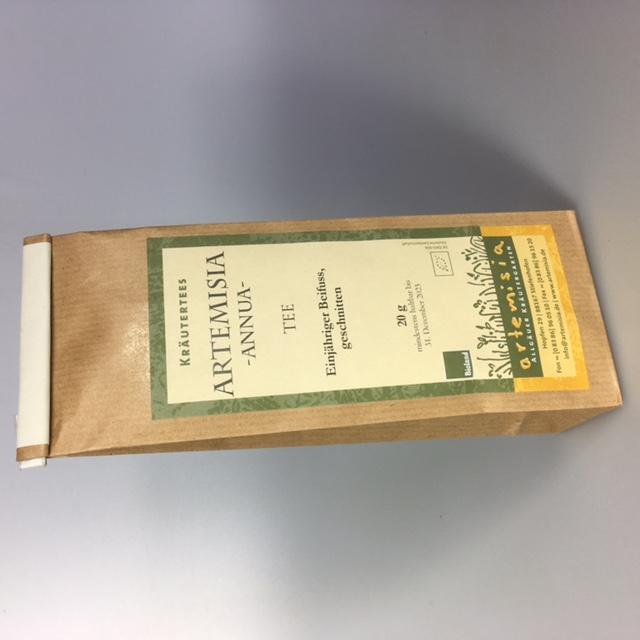 Artemisia annua geschnitten